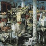 When Painter Philip Guston Started Over
